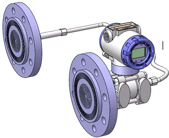 SMT 3151 Differential Pressure Level Measurement