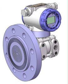 SMT3151 differential pressure level transmitter