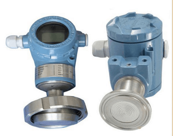 Diaphragm Seal Pressure Transmitter 1