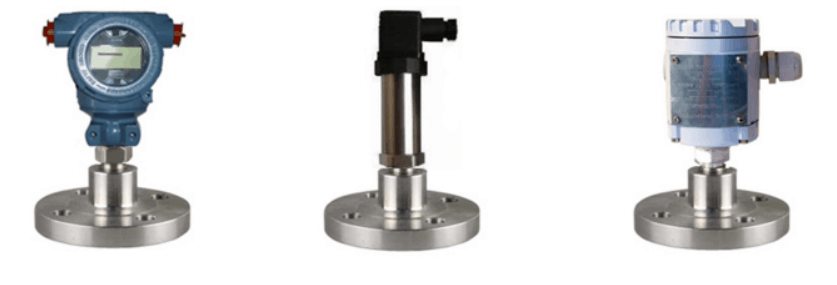 Diaphragm Seal Pressure Transmitter 2
