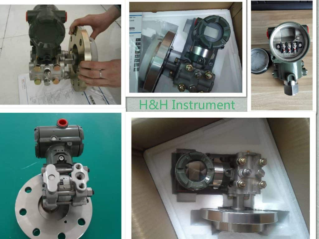 HHXA-EJA210E Flange Mounted Differential Pressure Transmitter supplier