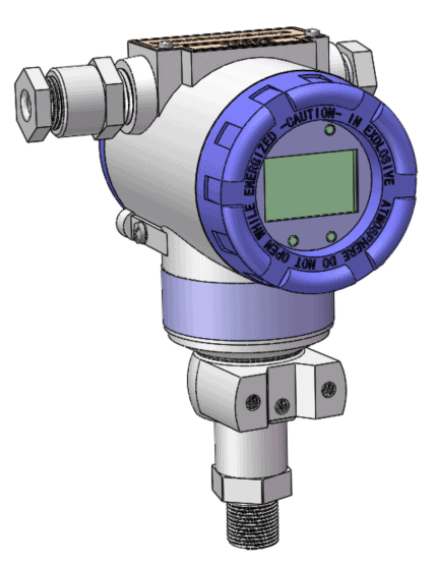 Direct Mount Pressure-Absolute Pressure Transmitter