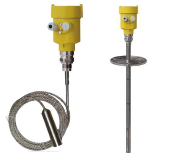Guided wave radar(GWR)level transmitter
