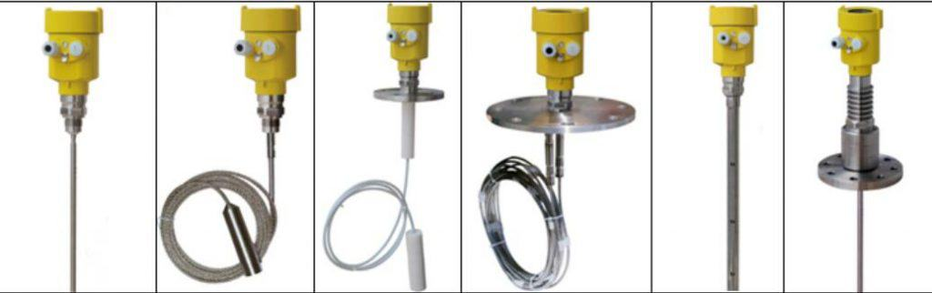 SIRD70 guided wave radar level transmitters