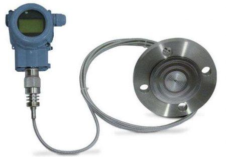 SMT3151 Diaphragm Seal Pressure transmitter
