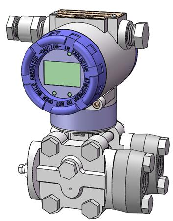high static pressure transmitter