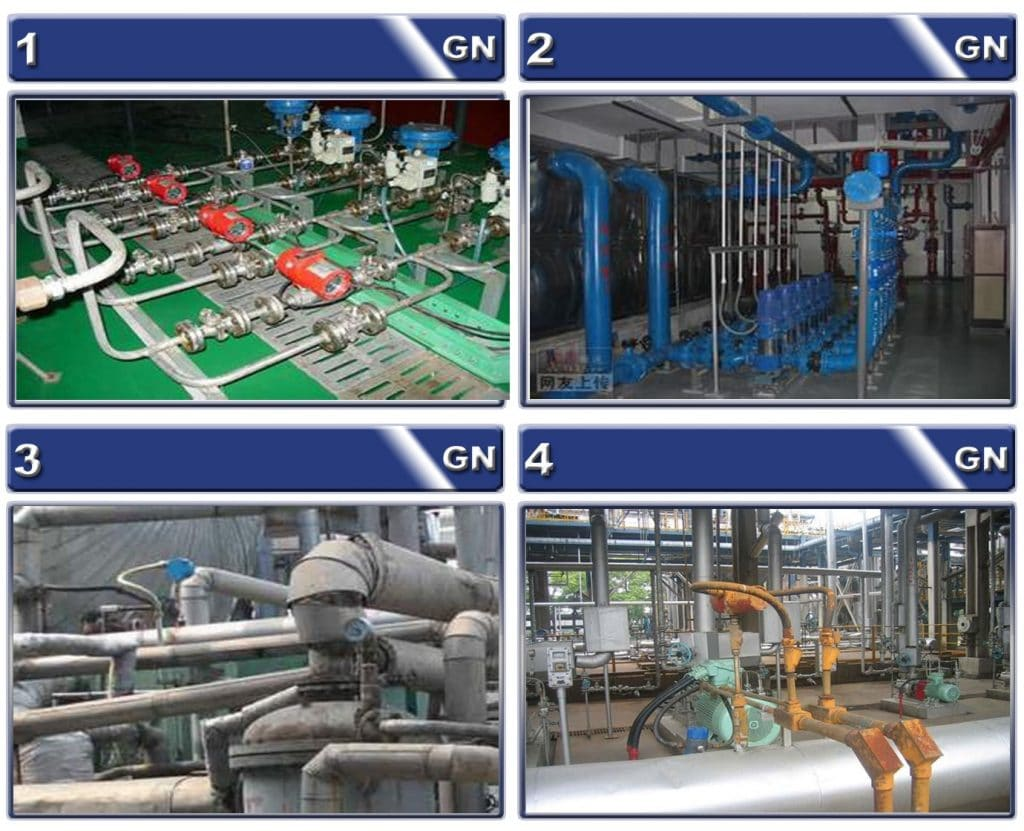 Applications of Thermal Mass Flow Meter1