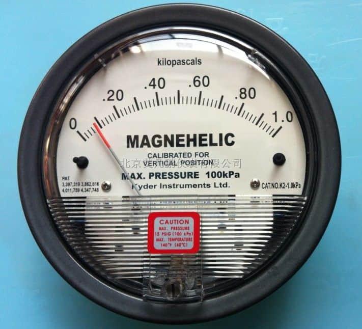 SI-D2000 Differential Pressure Gauge