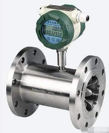 Liquid Turbine Flow Meters