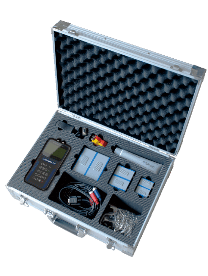 SI-2000H handheld ultrasonic flow meter