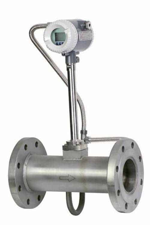 Steam flow meter-Inline Vortex Flow Meters