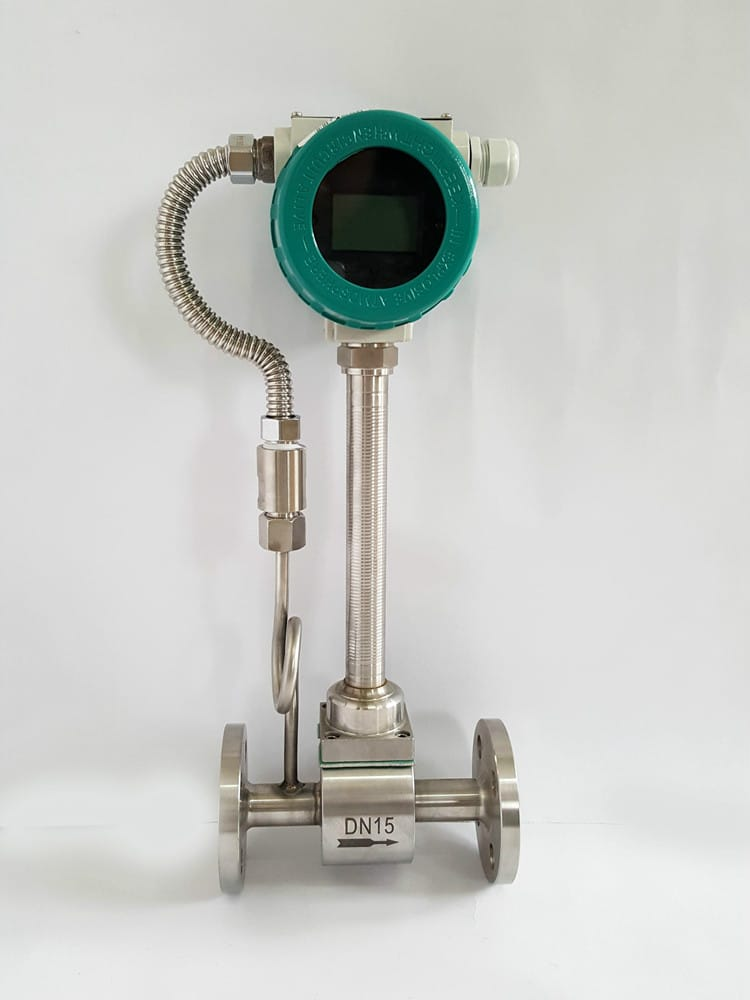 Steam flow meter-Inline Vortex Flow Meters2