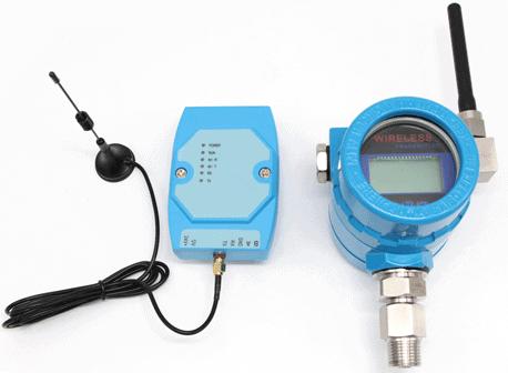 Wireless Pressure Transmitter SI-1110 2