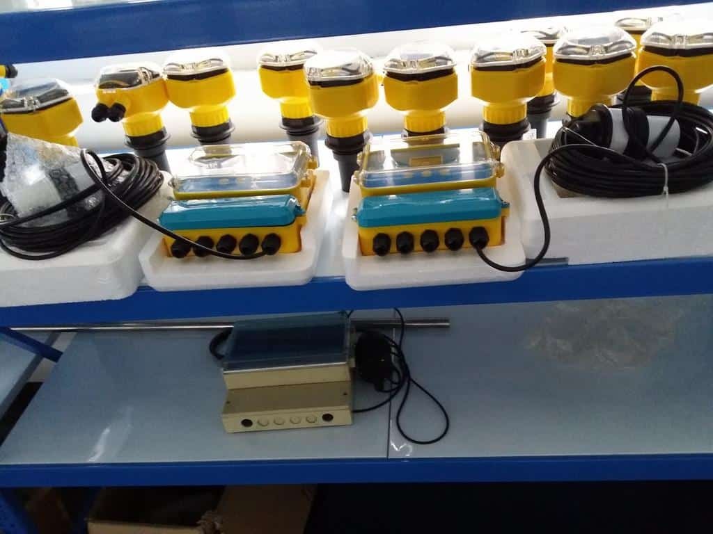 Guide to Ultrasonic Level Transmitters