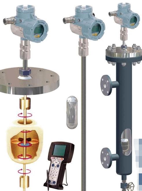SI-100D Magnetostrictive Level Transmitter
