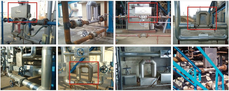 Applications of Coriolis mass flow meter