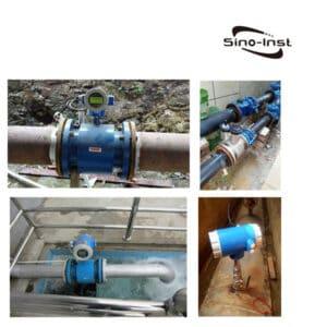 Sewage Flow Meter