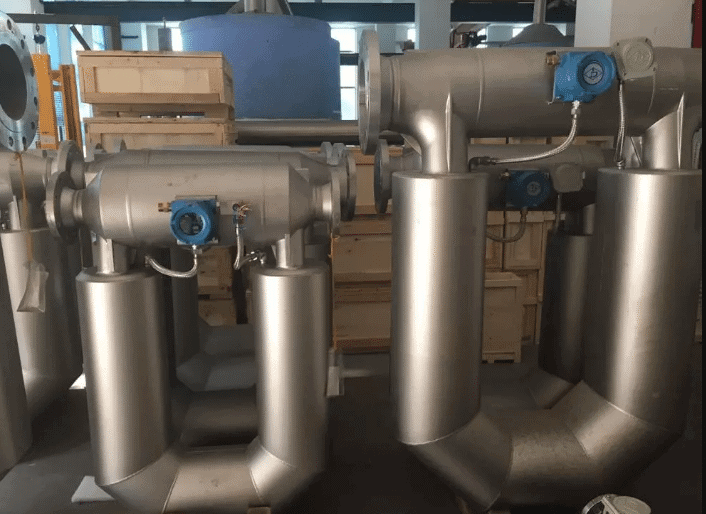details of liquid mass flow meter2