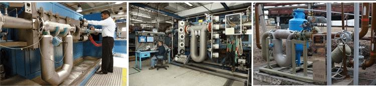 details of liquid mass flow meter2
