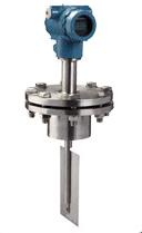 Plug-in target flowmeter