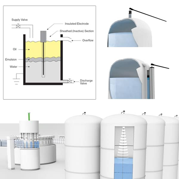 Continuous Liquid Level Measurement Solutions