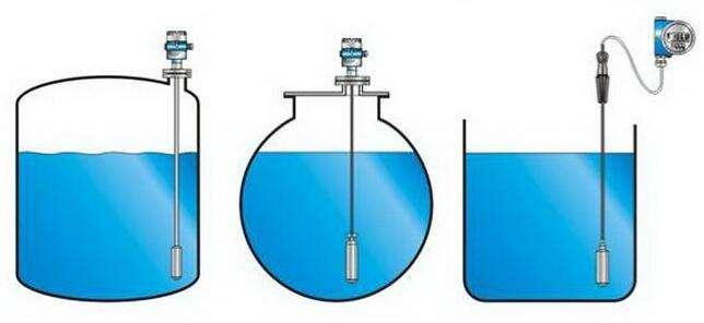 Hydrostatic level transmitters