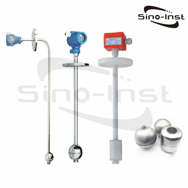 SI-U04 Magnetic Float Level Sensor-Reed Switch