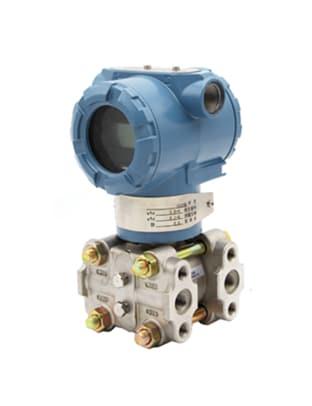 Hydrostatic pressure transmitter
