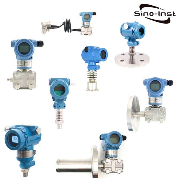 Industrial Process Pressure Transmitters