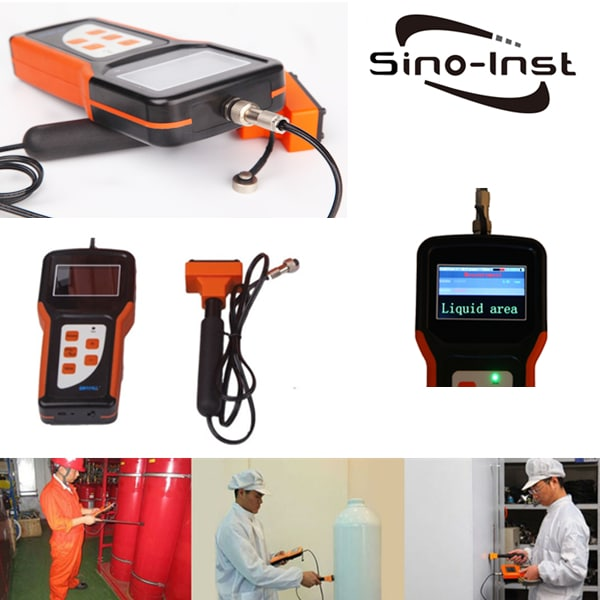 SI-ML Portable Ultrasonic Liquid Level Indicator