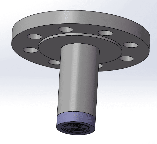 1199EFW Extended Diaphragm Seal