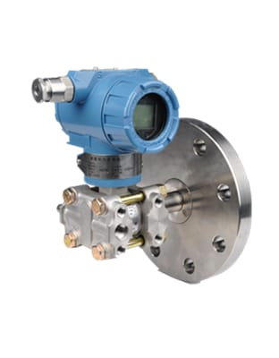 Flange Mounted Differential Pressure Transmitter