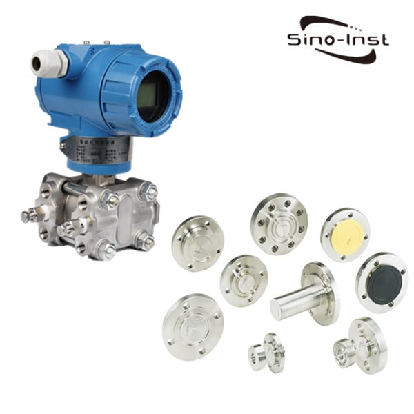 Diaphragm Seal Pressure Transmitters