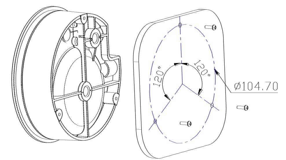 Differential-pressure-gauge-installation-picture-1