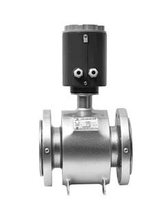Battery-powered-electromagnetic-flowmeter