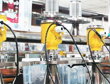 Corrosive Liquid Chemical Level Sensor in Chemical Processing