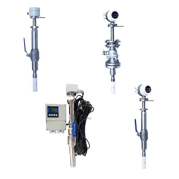 Features of Insertion Magnetic Flow Meter