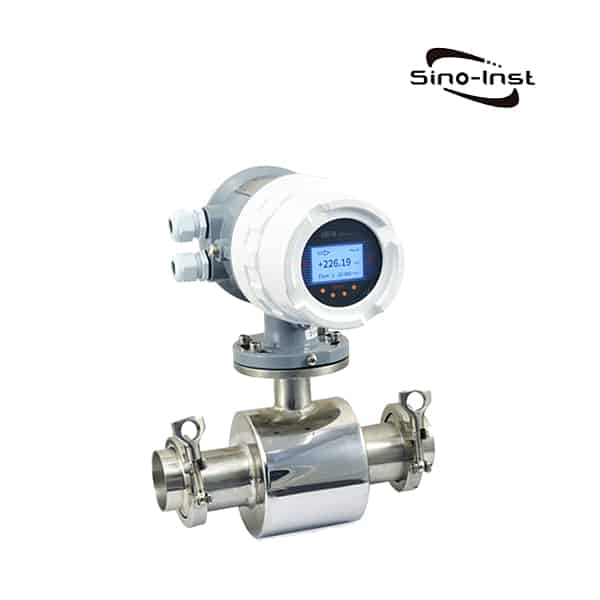 Magnetic Sanitary Flow Meter