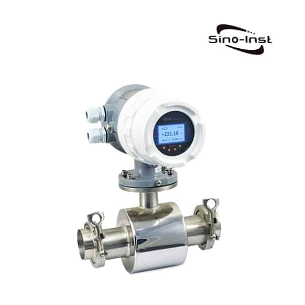 Magnetic Sanitary Flow Meter