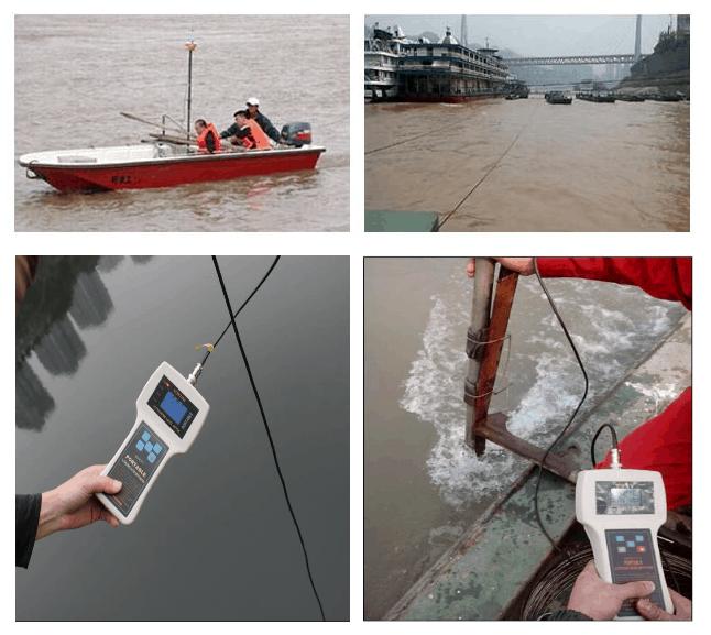 Water Depth Gauge for Boat