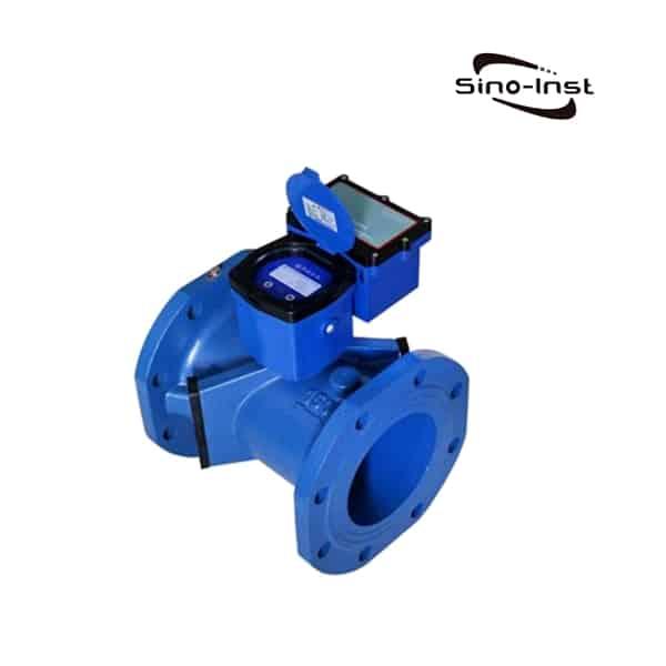 Dual Channel Ultrasonic Water Meter
