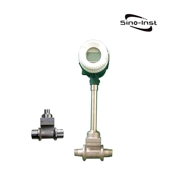 Threaded Vortex Nitrogen Gas Flow Meter