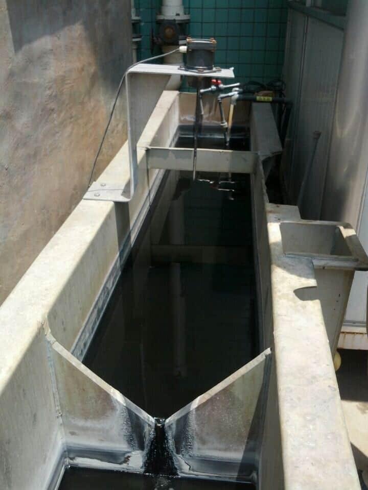 Ultrasonic Open Channel Flowmeter measures sewage.jpg