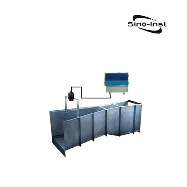 Ultrasonic Open Channel Flowmeter
