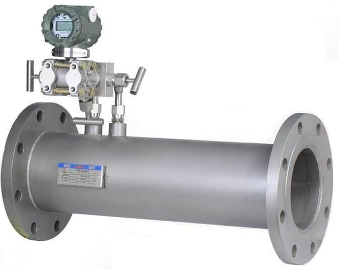 V-cone flowmeter