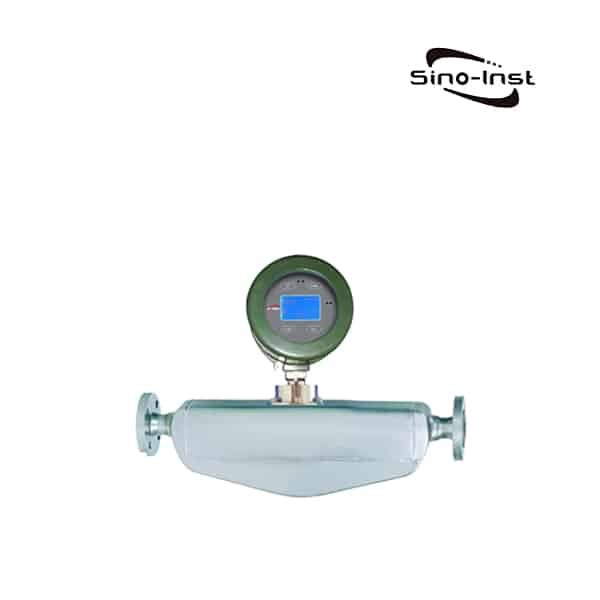 V-series Curved Digital Mass Flow Meter