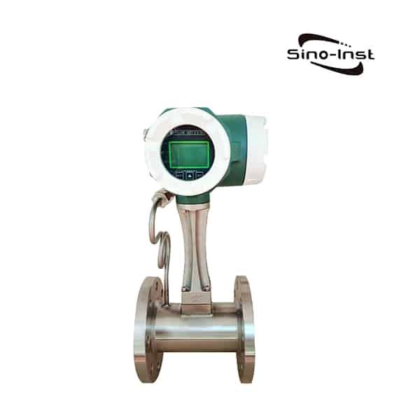 Vortex Compressed Air Flow Meter