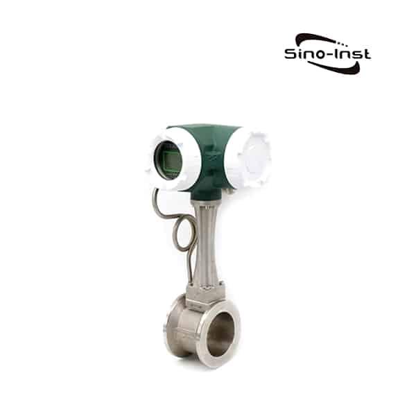 Wafer Flange Vortex Flowmeter