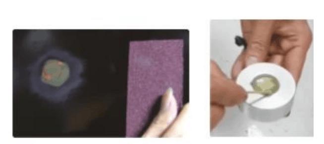 Fix the ultrasonic oil level sensor