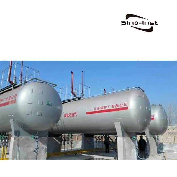 Industrial Propane Tank Level Indicators for Industrial Tank Level Measurement